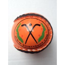 Orange Shinty Ball