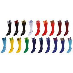 Junior 3 stripe pro sock.jpg
