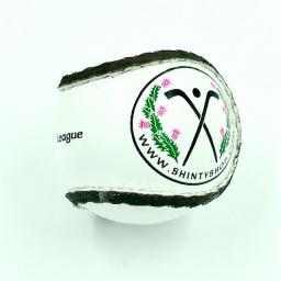 Shinty Ball - League split leather
