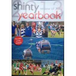 Shinty Year Book review of season 2013 (Released April 2014)