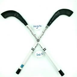First Shinty Sticks