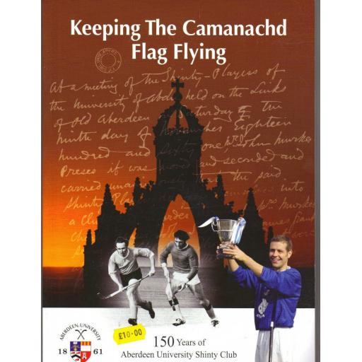 Keeping the Camanachd flag flying