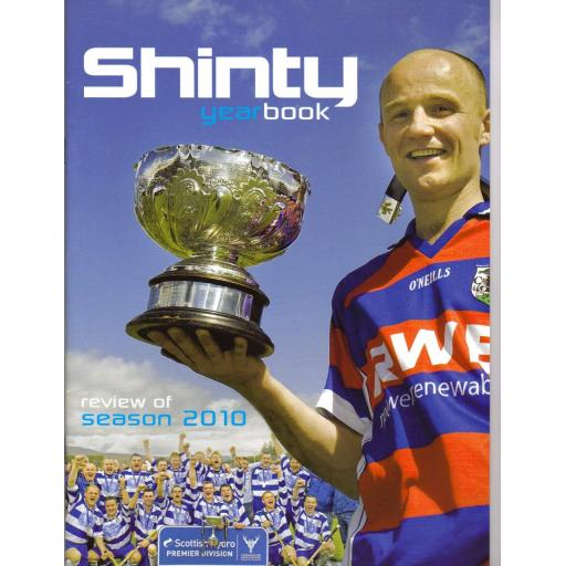 Shinty Year Book 2010