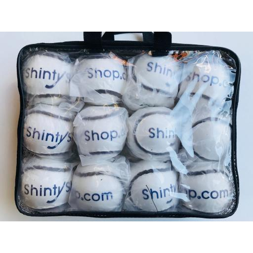 Pack of PREMIER shinty balls