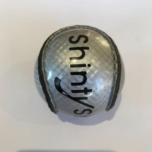 Shinty Ball - Shiny SILVER