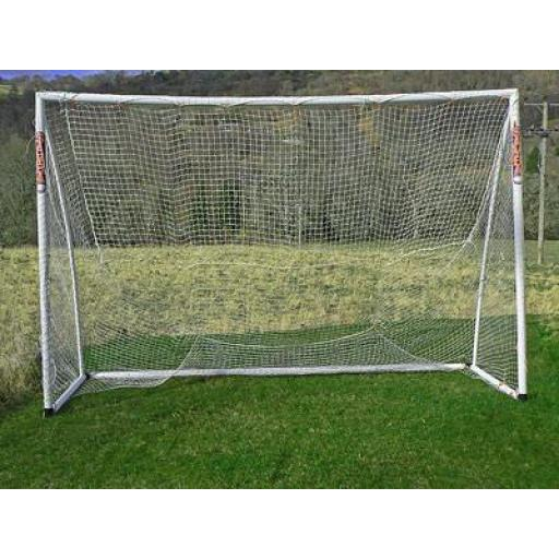 PAIR of Portable Shinty Goals