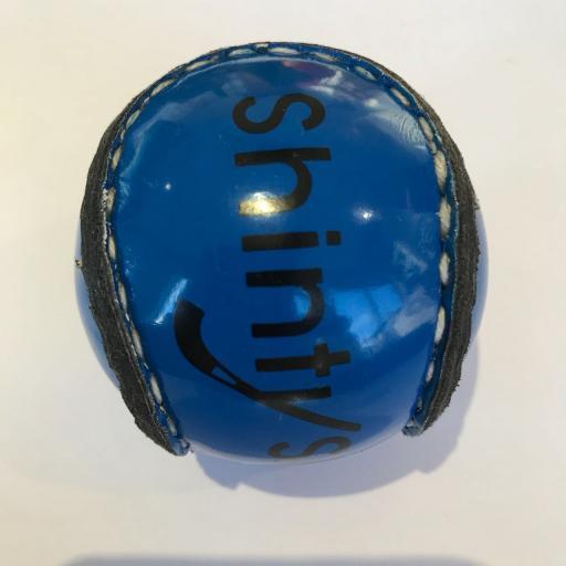 Dark Blue Shinty Ball