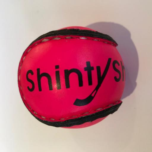 Shinty ball - PINK