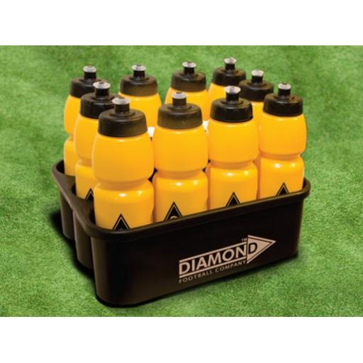 Bottle Cage with 10 x Bottles