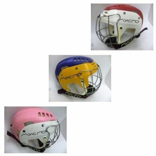 Mycro HURLING Helmet - Two Tone
