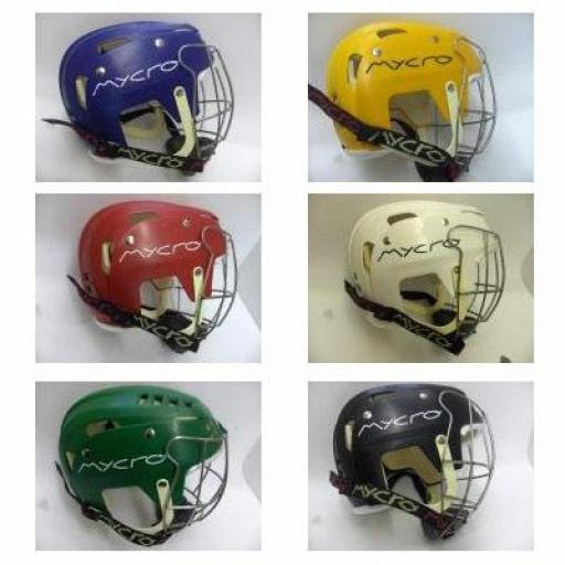 Mycro HURLING Helmet - Single Colour