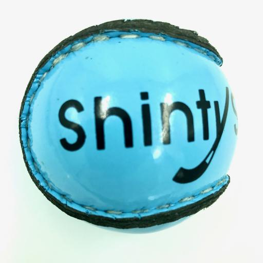 Sky Blue Shinty Ball